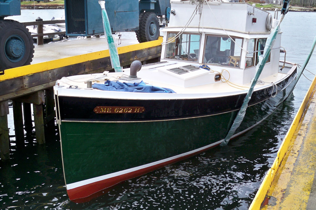 Hodgdon yachts boothbay harbor region for Maine yamaha dealers