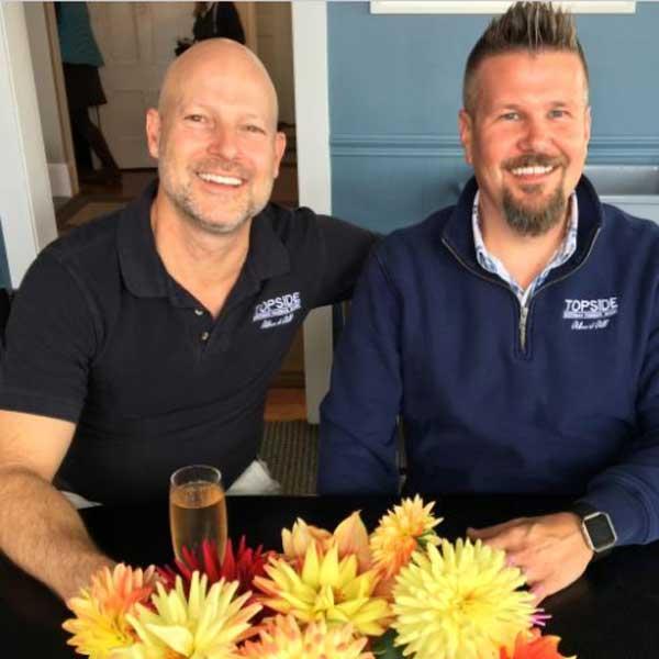 Mark Osborn of Topside Inn new member of Hospitality Maine BOD
