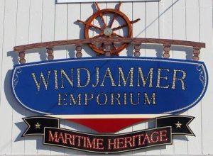 Windjammer Emporium Sign 3 300x220