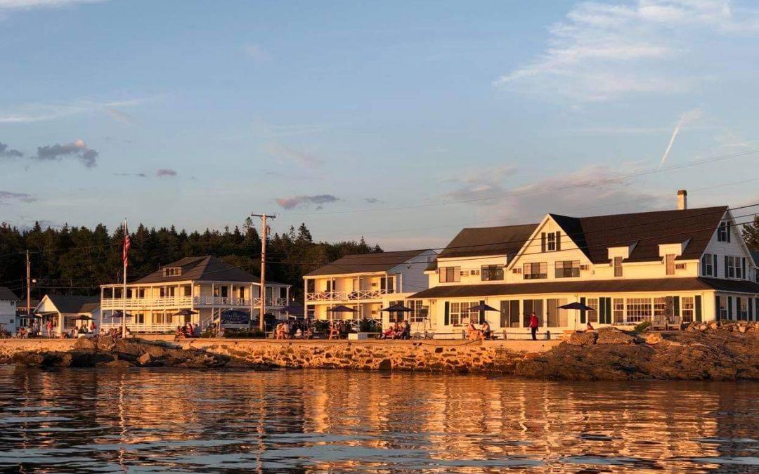 Glamping, Art & Sculpture Highlight the 123rd Season at Ocean Point Inn