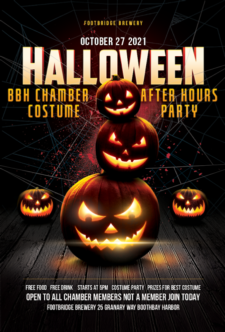 Business After Hours – Halloween Costume Party!